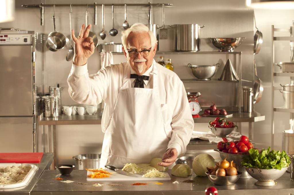 Colonel Saunders/KFC