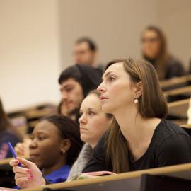 Salford University/Lecture Theatre